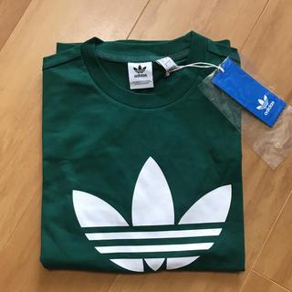 adidas - adidas originals Tシャツ グリーン