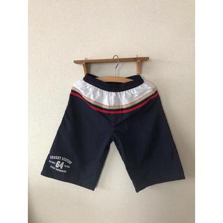 ニシマツヤ(西松屋)の男児140短時間一回着用のみ コンディション良好 スイムハーフP(水着)