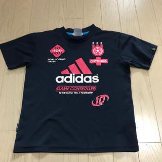 アディダス(adidas)のアディダスジュニア用Tシャツ(ウェア)