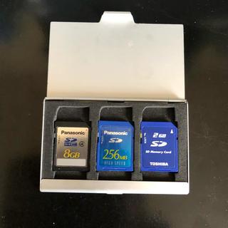 パナソニック(Panasonic)のSDカード(PC周辺機器)