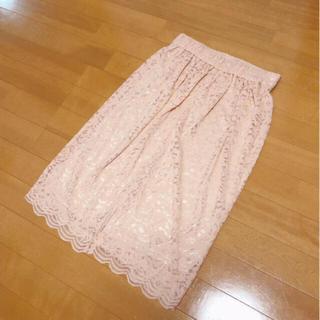 INGNI - 【AMERICAN HOLIC】レースタイトスカート
