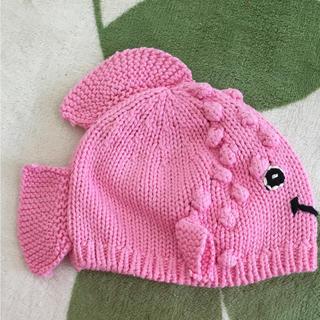 ベビーギャップ(babyGAP)のギャップ キッズ 帽子 魚(帽子)