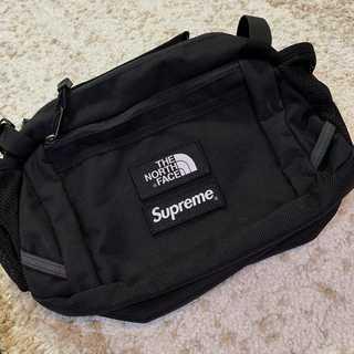 Supreme - Supreme×TNF Expedition Waist Bag 黒