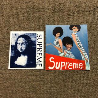 シュプリーム(Supreme)のSupreme ステッカー 2枚 新品 送料無料 Sticker Set(その他)