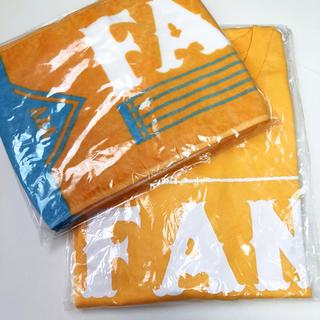 AAA - AAA ファンミ Tシャツ マフラータオル 橙