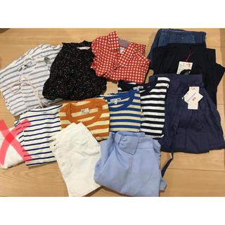 ユニクロ(UNIQLO)の春夏 洋服12点セット(セット/コーデ)