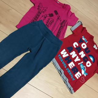 サンカンシオン(3can4on)の3can 4on西松屋 Tシャツパンツまとめ売り90(Tシャツ/カットソー)