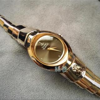 Vivienne Westwood - 【美品】 Vivienne Westwood アーマーウォッチ 腕時計
