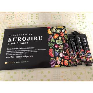 ファビウス(FABIUS)のKUROJIRU Black Cleanse   黒汁(ダイエット食品)