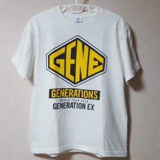 GENERATIONS - GENERATIONS EX ツアーTシャツ グッズ