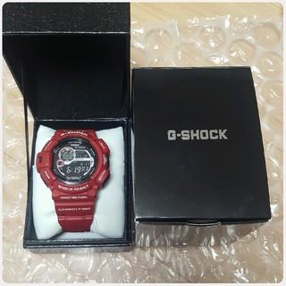 G-SHOCK - CASIO G-SHOCK  GW-9300RD-4JF マッドマン