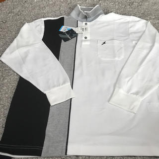 ALBATROSS メンズポロシャツ L(ポロシャツ)