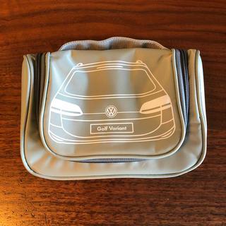 フォルクスワーゲン(Volkswagen)の✳︎新品✳︎ フォルクスワーゲン ポーチ トラベルポーチ ノベルティ(ノベルティグッズ)