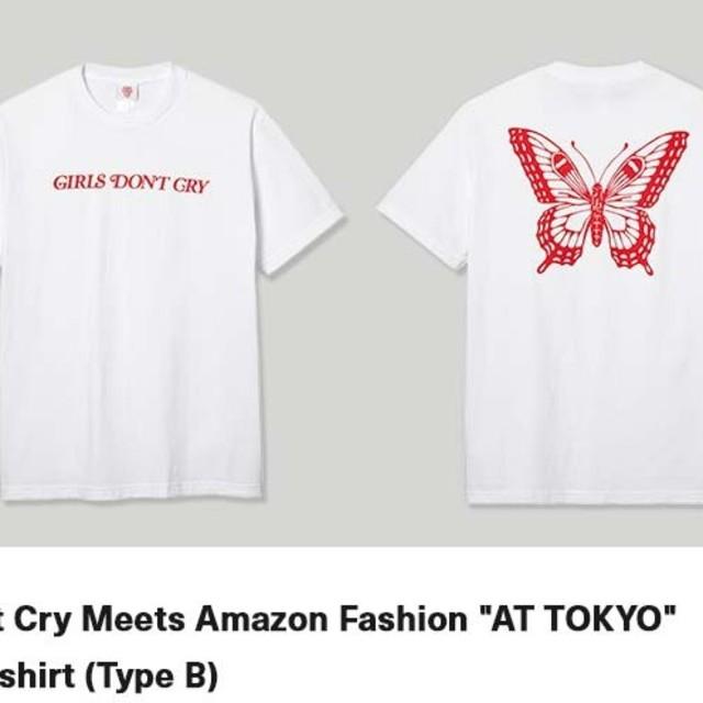 Supreme(シュプリーム)のgirls dont cry  メンズのトップス(Tシャツ/カットソー(半袖/袖なし))の商品写真