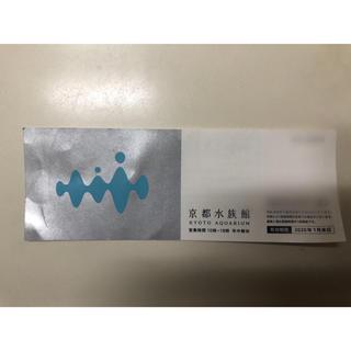 オリックス・バファローズ - 【有効期限2020年1月末】京都水族館 1枚