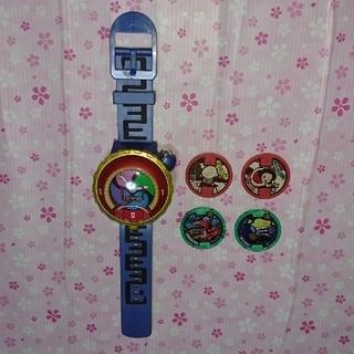 バンダイ(BANDAI)の妖怪メダル 4枚 妖怪ウォッチ レア(その他)