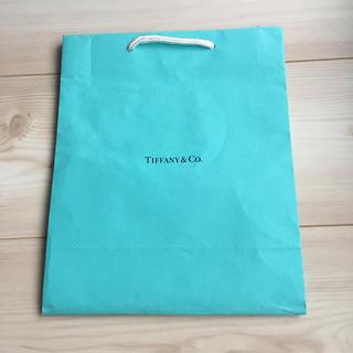 ティファニー(Tiffany & Co.)の人気♡ Tiffany ティファニー 紙袋 ショップ袋(ショップ袋)