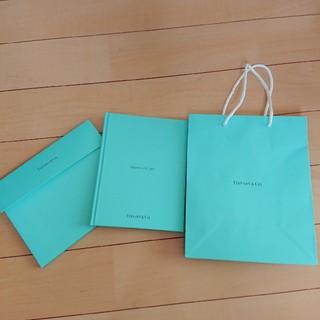 ティファニー(Tiffany & Co.)のティファニー 紙袋 カタログ(ショップ袋)