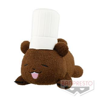 バンプレスト(BANPRESTO)のこぐまのケーキ屋さん めちゃでかぬいぐるみ~ひなたぼっこです!~(ぬいぐるみ)