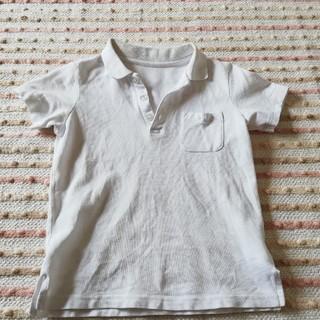 ベルメゾン(ベルメゾン)の制服ポロシャツ半袖110-130(Tシャツ/カットソー)