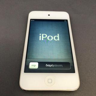 アップル(Apple)のiPod touch (第4世代) 32GB(ポータブルプレーヤー)