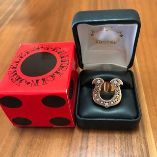 テンダーロイン(TENDERLOIN)のテンダーロイン  ホースシューリング 8K 13号 GOLD キムタク(リング(指輪))