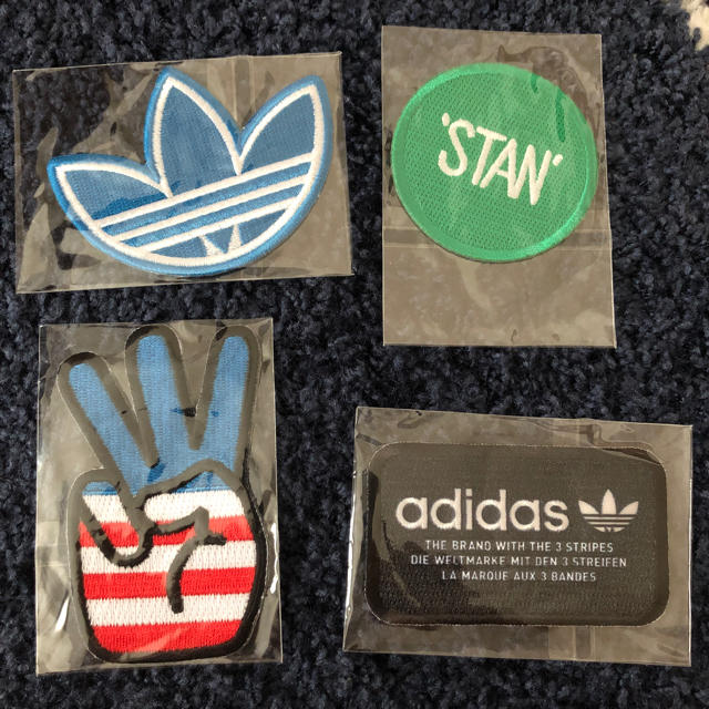 adidas(アディダス)のアディダスオリジナルスノベルティワッペン その他のその他(その他)の商品写真