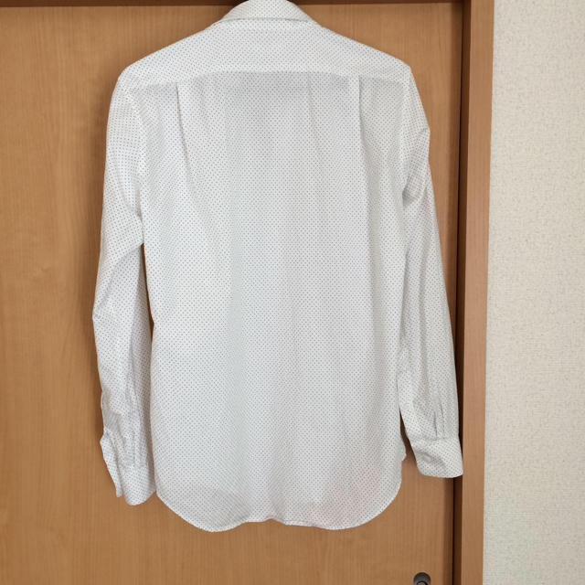 UNIQLO(ユニクロ)のシャツ UNIQLO ドット柄 メンズのトップス(シャツ)の商品写真