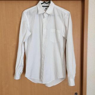 ユニクロ(UNIQLO)のシャツ UNIQLO ドット柄(シャツ)