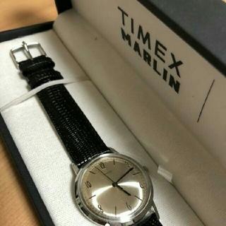 タイメックス(TIMEX)のタイメックス マーリン 復刻版(腕時計(アナログ))