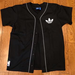 adidas - adidas original ベースボールシャツ