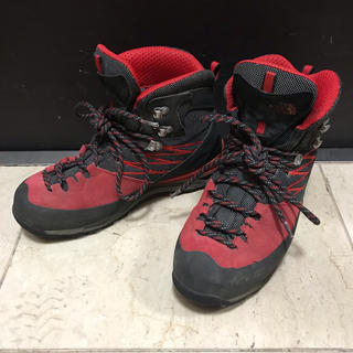 ザノースフェイス(THE NORTH FACE)のノースフェイス 登山靴 26cm(登山用品)