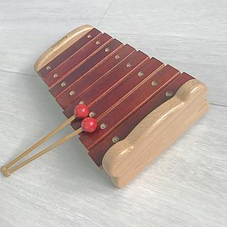 ファミリア(familiar)のfamiliar♡木のおもちゃ・木琴(楽器のおもちゃ)