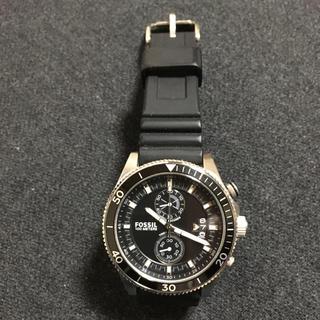 フォッシル(FOSSIL)のFOSSIL 腕時計 ダイバーズ(腕時計(アナログ))