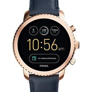20785dbc70 フォッシル(FOSSIL)のFOSSIL 腕時計 Q EXPLORIST タッチスクリーンスマートウォッチ(腕時計(
