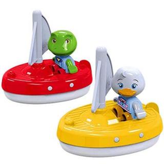 ボーネルンド(BorneLund)のアクアプレイ カエルとアヒルのボートセット(知育玩具)