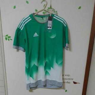 adidas - adidas スポーツtシャツ サイズm