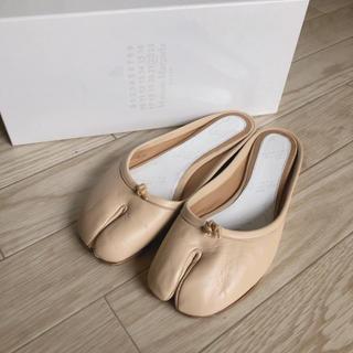 マルタンマルジェラ(Maison Martin Margiela)のメゾンマルジェラ マルタンマルジェラ 足袋 タビ サンダル 靴 35(サンダル)