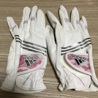アディダス(adidas)のゴルフ手袋 両手(ゴルフ)
