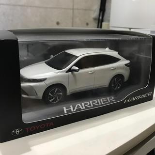 トヨタ(トヨタ)の【HARRIER】トヨタ ミニカー ハリアー 模型(ミニカー)