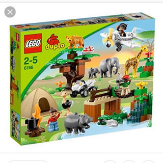 Lego - 【廃盤】レゴデュプロ  サファリパーク
