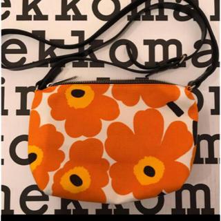マリメッコ(marimekko)のマリメッコ marimekko MINIUNIKO ショルダーバッグ 限定色(ショルダーバッグ)
