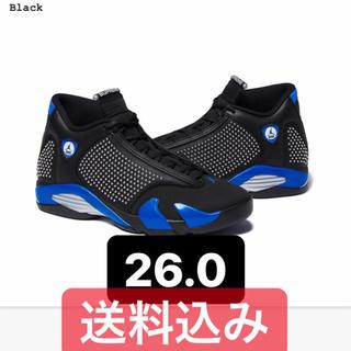 シュプリーム(Supreme)のSupreme Air Jordan 14 26cm US(スニーカー)