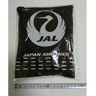 JAL(日本航空) - JALビジネスクラス アメニティポーチ(巾着タイプ)