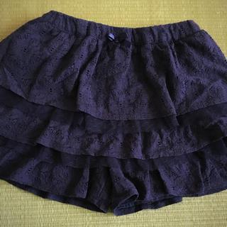 GU - スカートパンツ