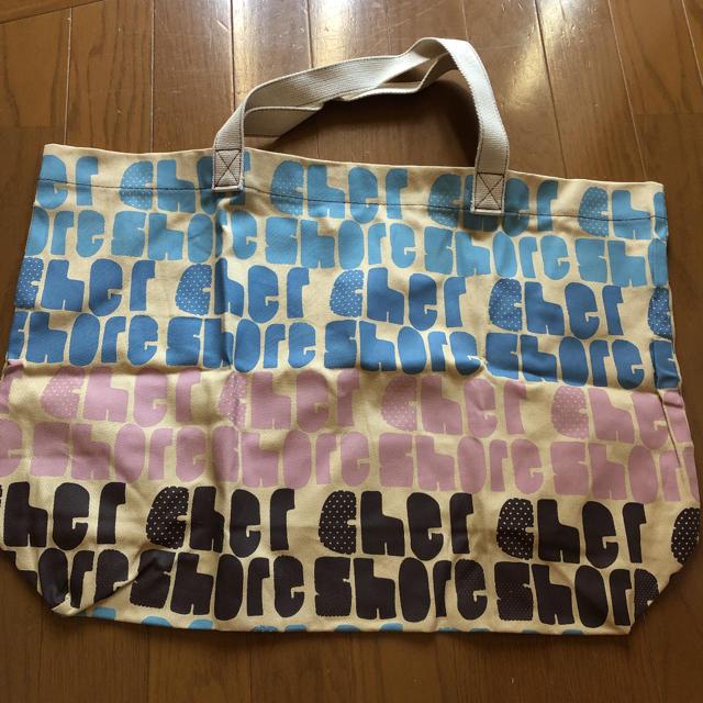 Cher(シェル)のcher shore   トートバック   レディースのバッグ(トートバッグ)の商品写真