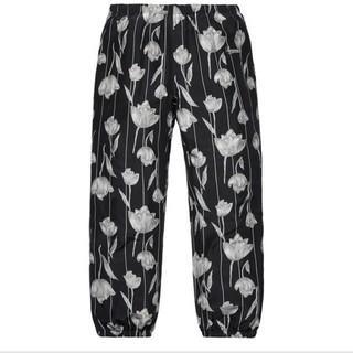 Supreme - supreme floral silk track pant Mサイズ