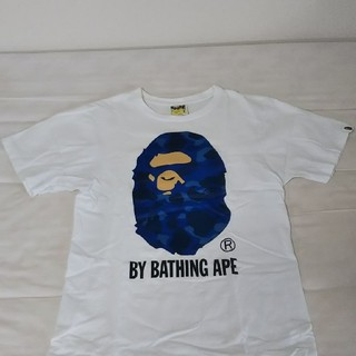 A BATHING APE - a bathing ape Tシャツ Sサイズ
