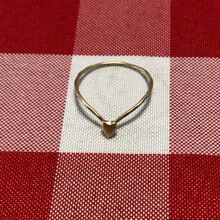 ハート細リング(リング(指輪))