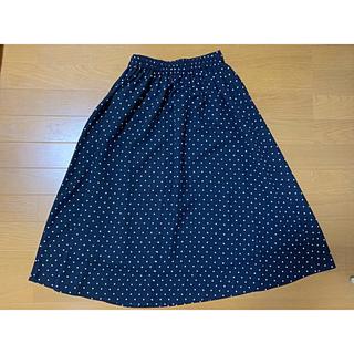 ジーユー(GU)のGUのスカート(ロングスカート)